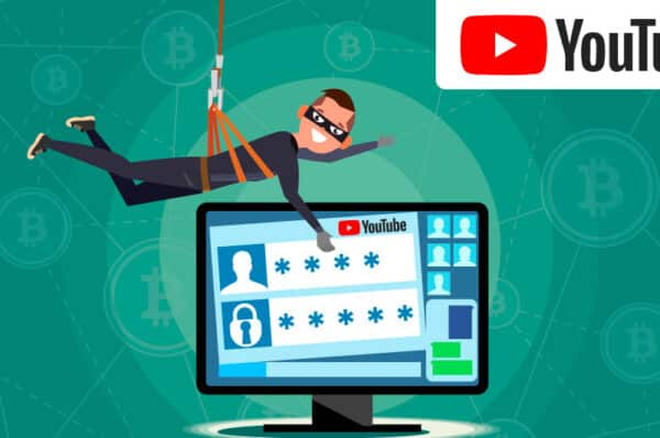 Bitcoin Scam Hack Hits YouTube; No Steps Taken Yet to Fix the Issue