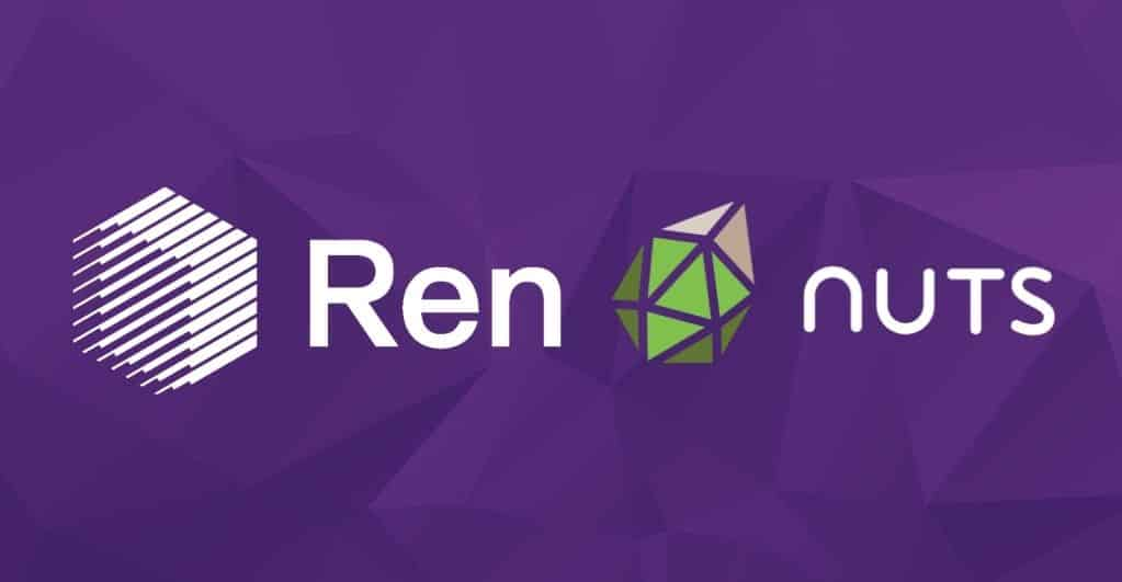 NUTS Finance Integrates RenVM