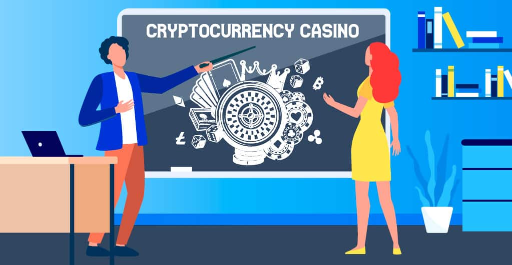 Best Cryptocurrency Casino Explained