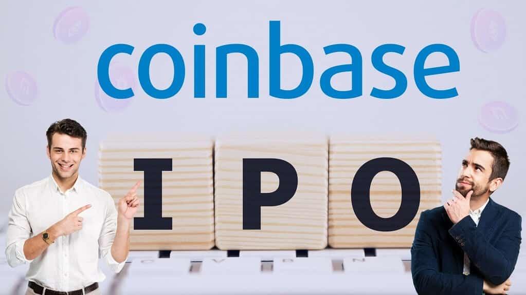 Coinbase IPO Stock