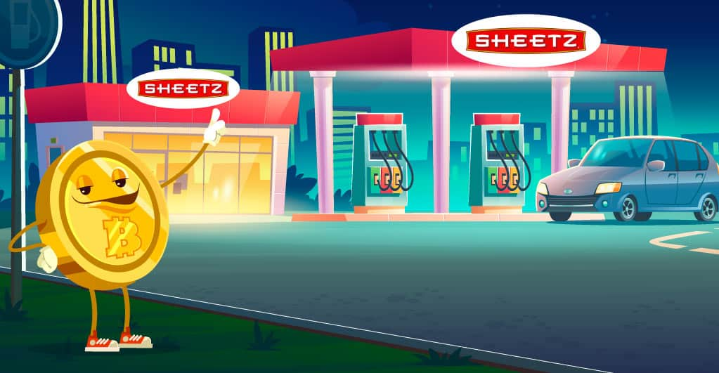 Cryptocurrencies to Make Payments Easy for Sheetz Shoppers