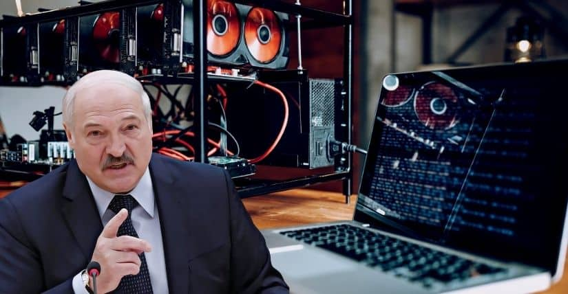 Belarus President Calls on Countrymen to Mine Cryptocurrency